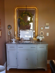 Grandma's Buffet Makeover