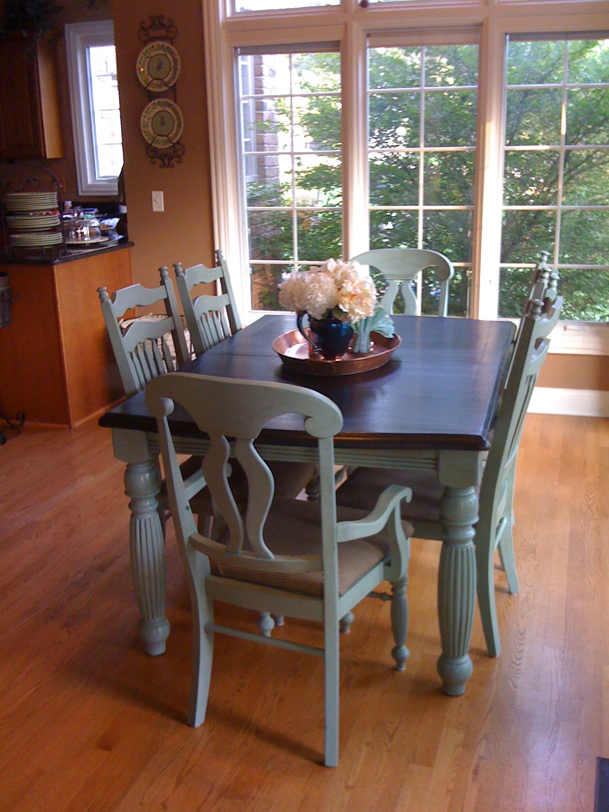Comfy Chair Reupholstered Plus Kitchen Table And Chairs